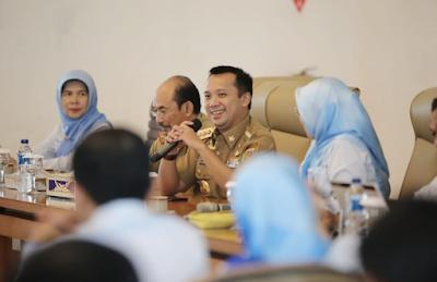 Program Lampung Terang Berhasil, Gubernur Ridho Terimakasih PLN