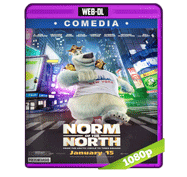 Norm y los Invencibles (2016) Web-DL 1080p Audio Dual Latino/Ingles 5.1