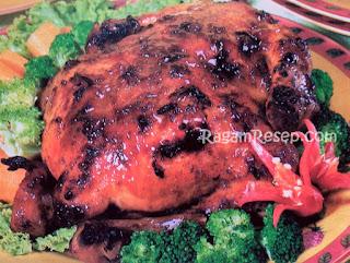 Cara Membuat Resep Ayam Bakar Madu yang empuk