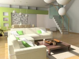 desain interior minimalis modern B