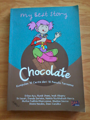 review buku my best story chocolate