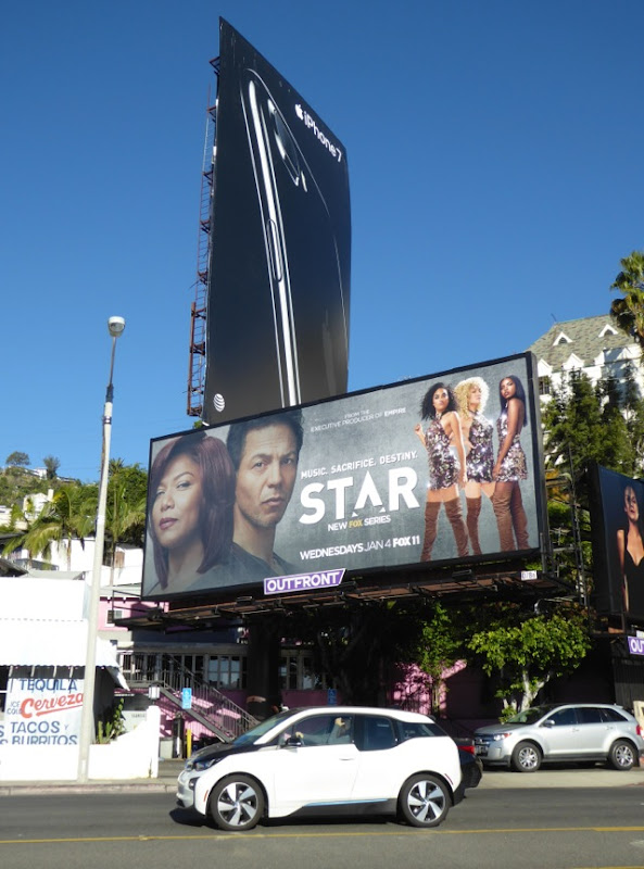 Star series launch billboard