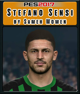 PES 2017 Faces Stefano Sensi by Sameh Momen