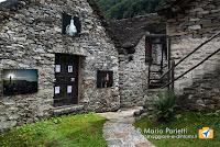 Case in pietra a Sonogno