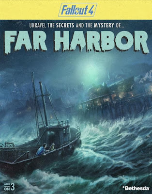 Fallout 4 Far Harbor DLC Beta