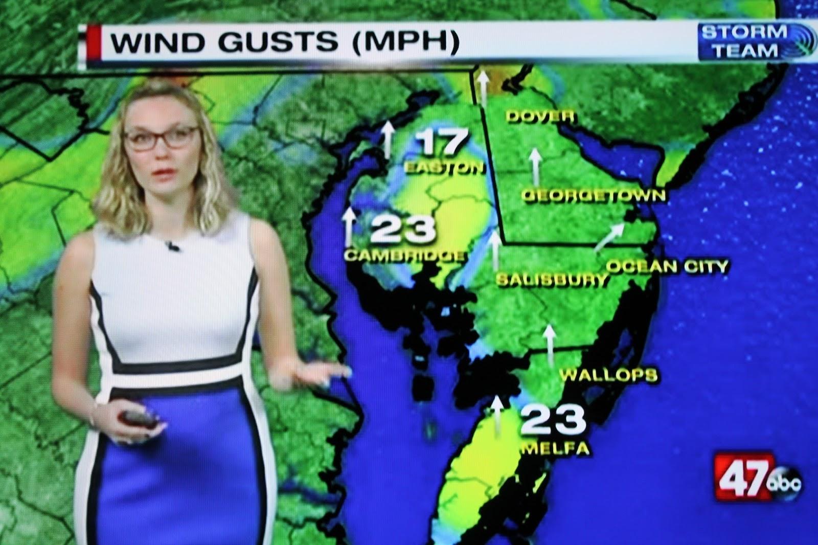 Salisbury News: TEMPICHUR: ALL Local Meteorologists