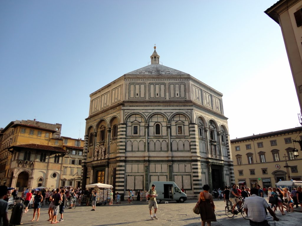 Italian Florence: (a)musings From The Laboratory: Travels Never Blogged