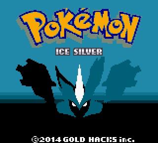 Pokemon Ice Silver