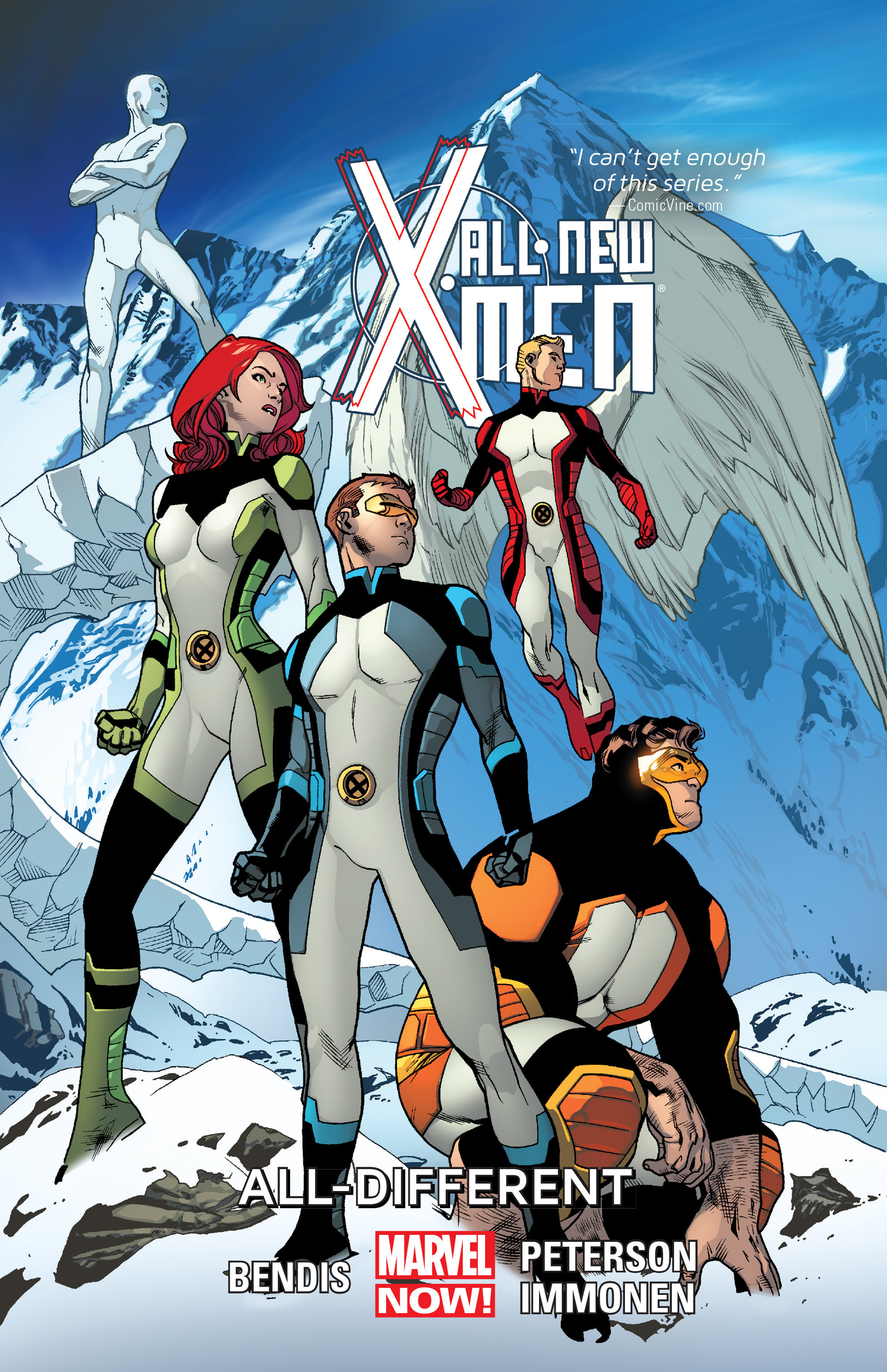 Read online All-New X-Men (2013) comic -  Issue # _Special - All-Different - 1