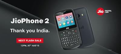 Jio Phone 2 की जानकारी कैसे खरीदें