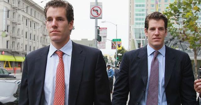 Pria Kembar Ini Juragan Bitcoin Terkaya Sejagat