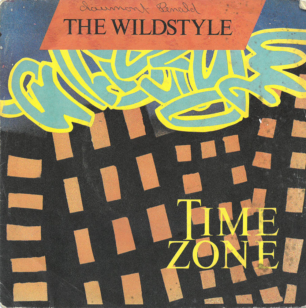 Time Zone The Wildstyle