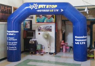 Balon Gate Balon Gapura