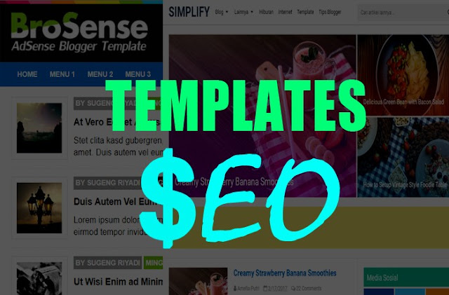 Blogger Templates SEO