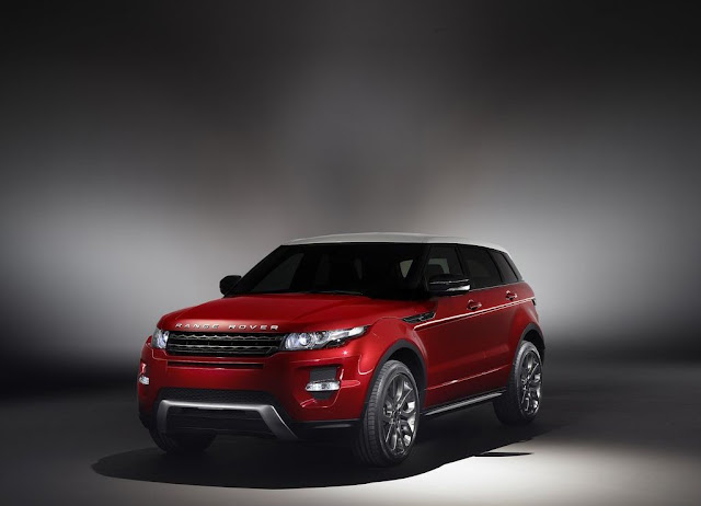 Range Rover Evoque Launched In India At Price From Rs 44