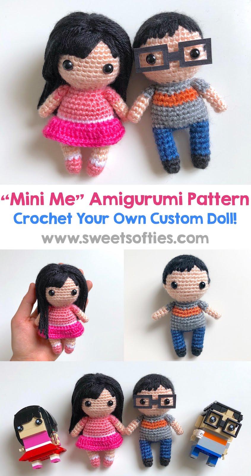 Amigurumi Male Body Pattern. Basic male body crochet doll | Doll ... | 1600x846