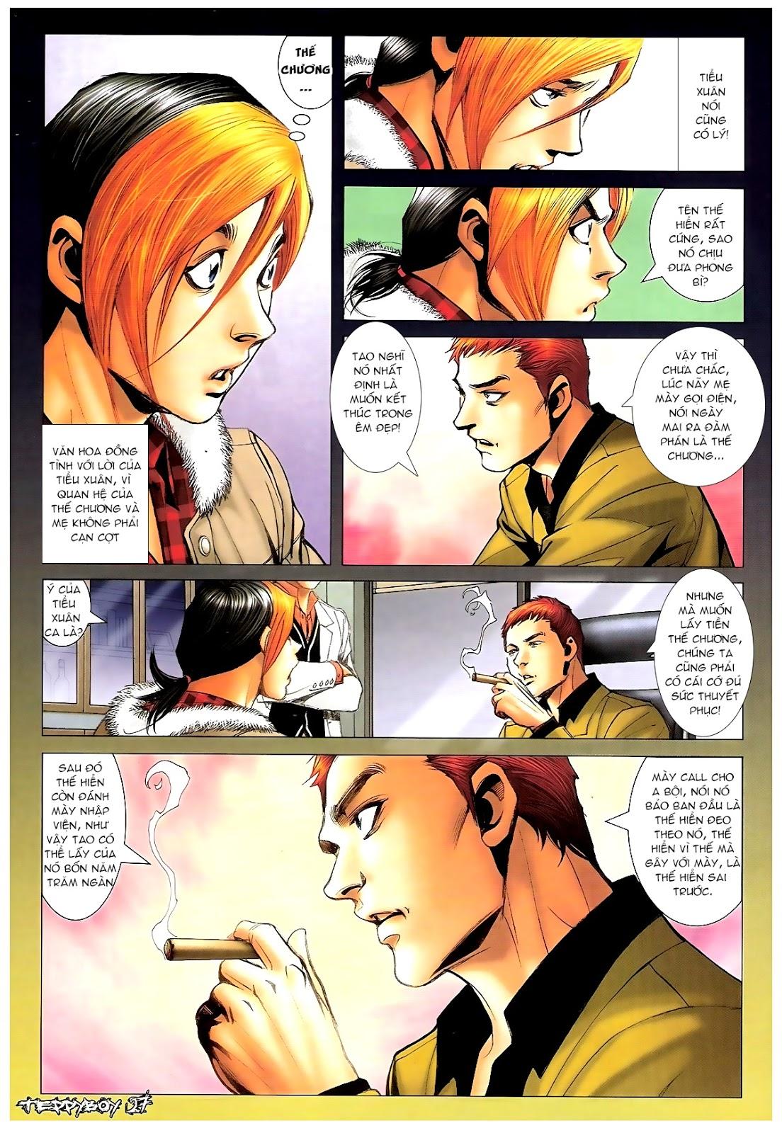 Người Trong Giang Hồ - Chapter 1383: Tiểu Xuân vs Thế Chương - Pic 22