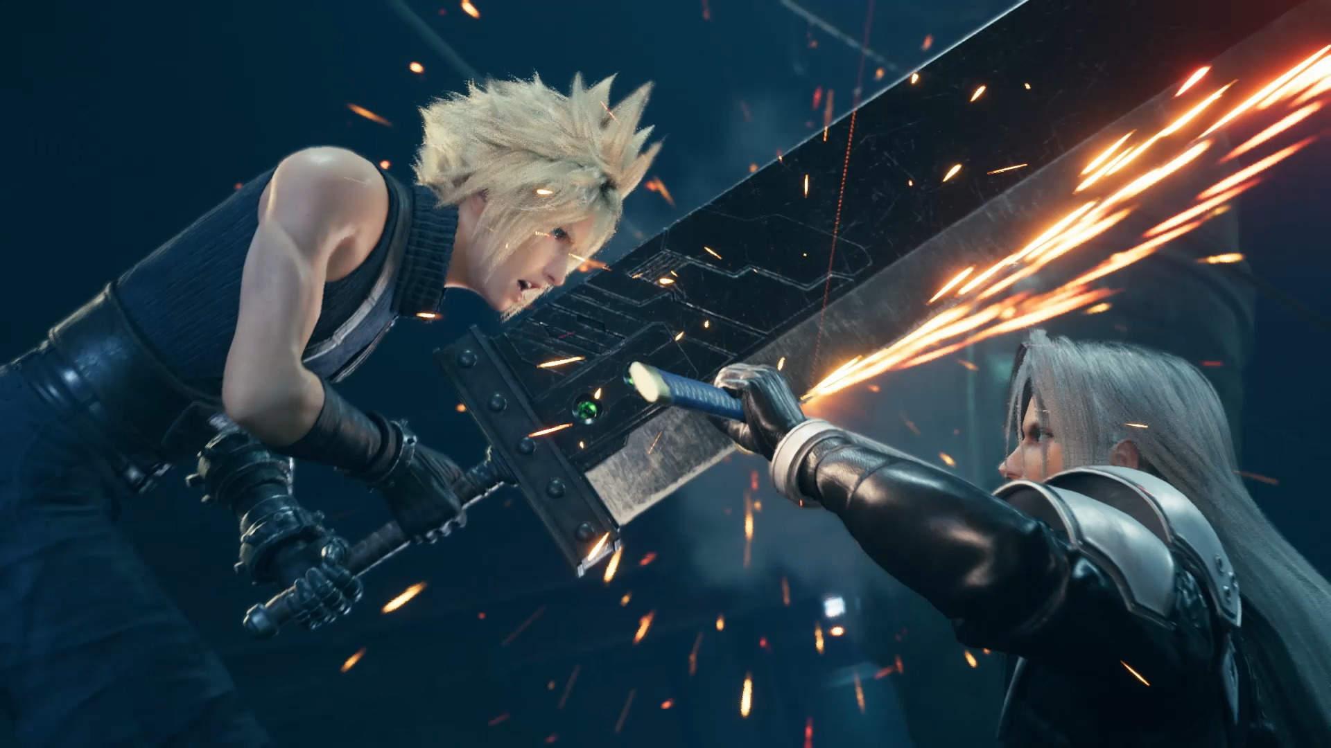 Hình ảnh Final Fantasy VII