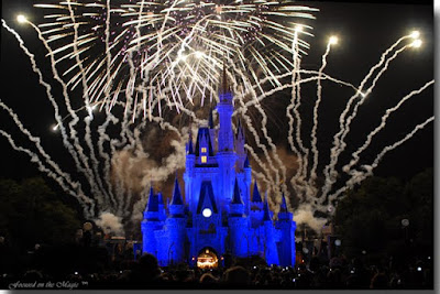 Wishes, Magic Kingdom, Focused on the Magic - Tips for Capturing Wishes Fireworks