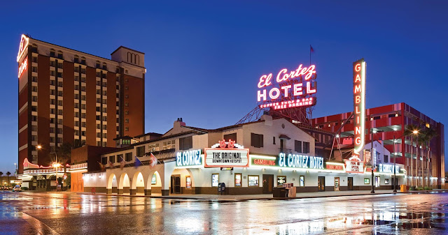 El Cortez Hotel & Casino on Fremont Street in Las Vegas is a budget friendly, historic hotel and an original icon of Downtown Vegas. Book now for best price guarantee!