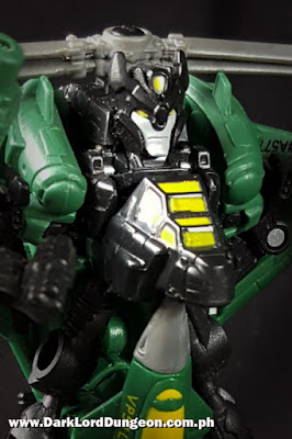 Transformers Mini-Con Assault Team Centuritron