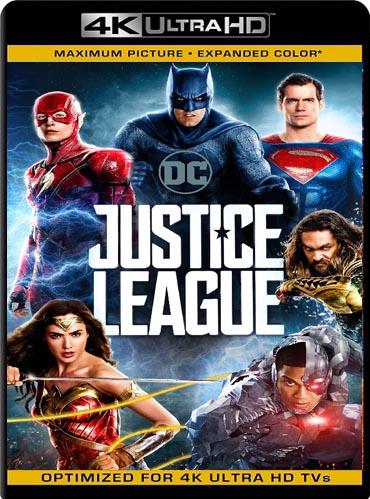 Liga de la Justicia (2017) 4K UHD [1080p] Latino [GoogleDrive] SilvestreHD