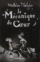 La mécanique du coeur, livre, Mathias Malzieu, FLE, le FLE en un 'clic'