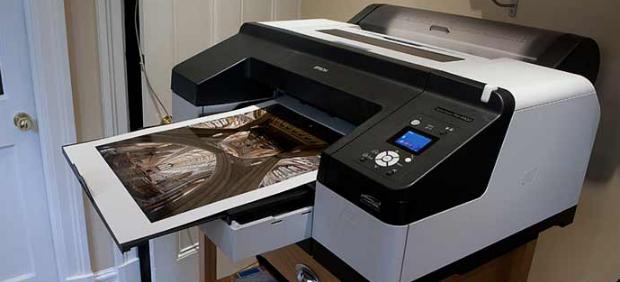 Printer computer systems at target