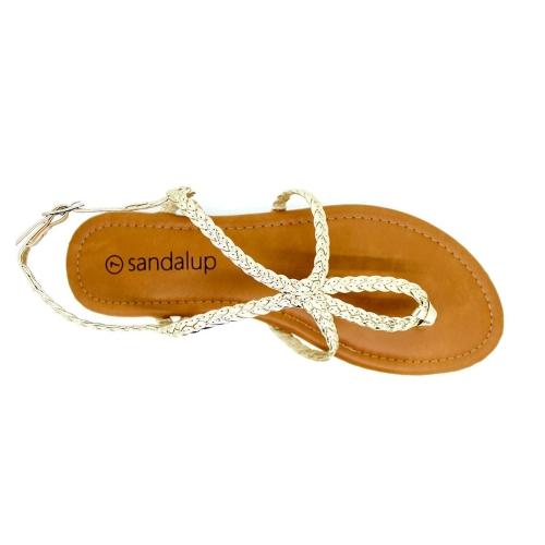 Sandalup strap sandals