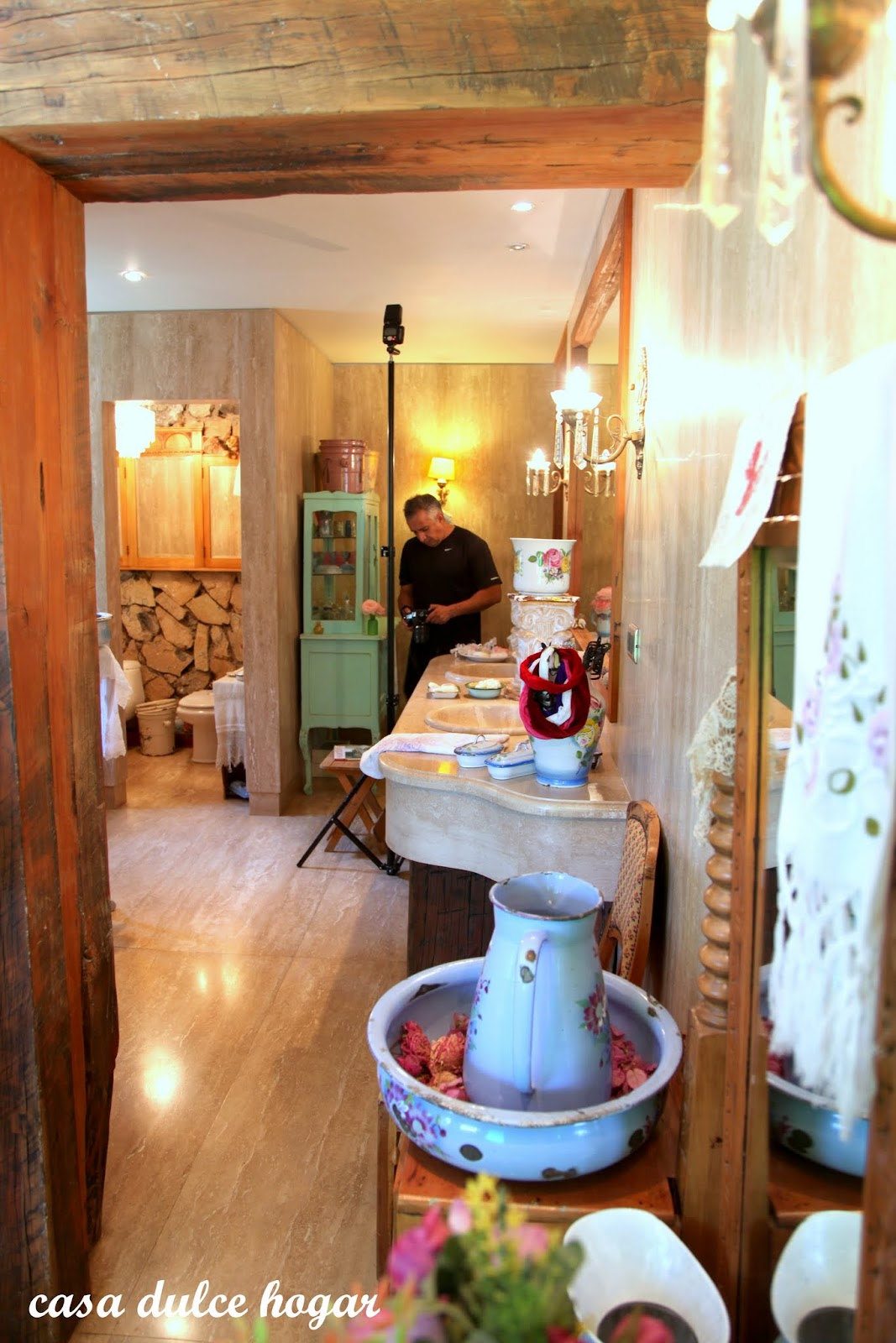 Casa dulce hogar fotos de mi casa para la revista de for Revistas de decoracion de casas
