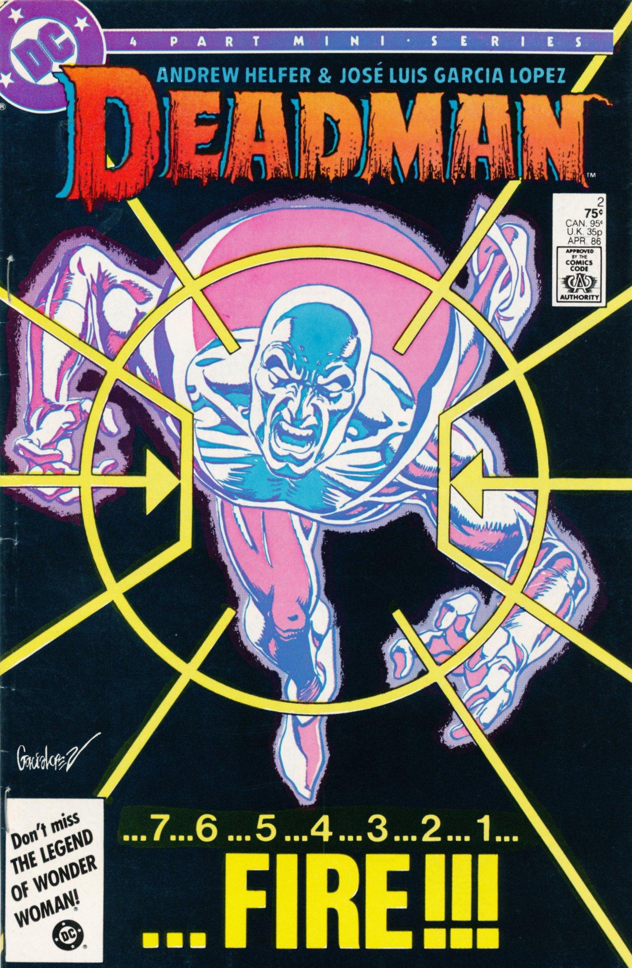 Deadman (1986) 2 Page 1