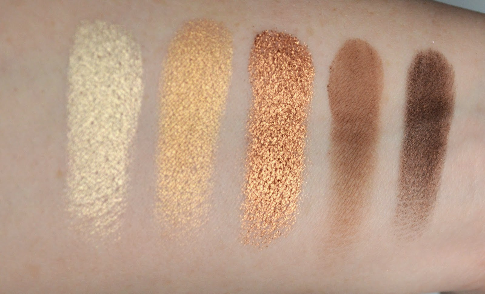 Unzipped Gold Eyeshadow Palette by Lorac #5