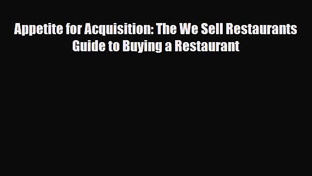 A Complete Guide For Restaurant Real Estate Investments