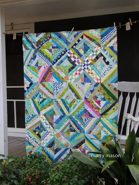 String Quilt - MartyMason Made