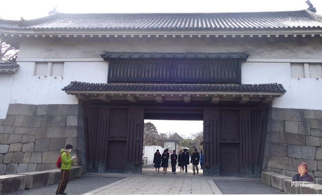 Gerbang Nijo Castle