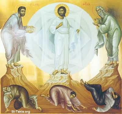قراءات قداس ( عيد التجلي ) الجمعة, 19 اغسطس 2016 --- 13 مسرى 1732