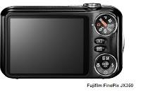 Fujifilm FinePix JX350 digital camera
