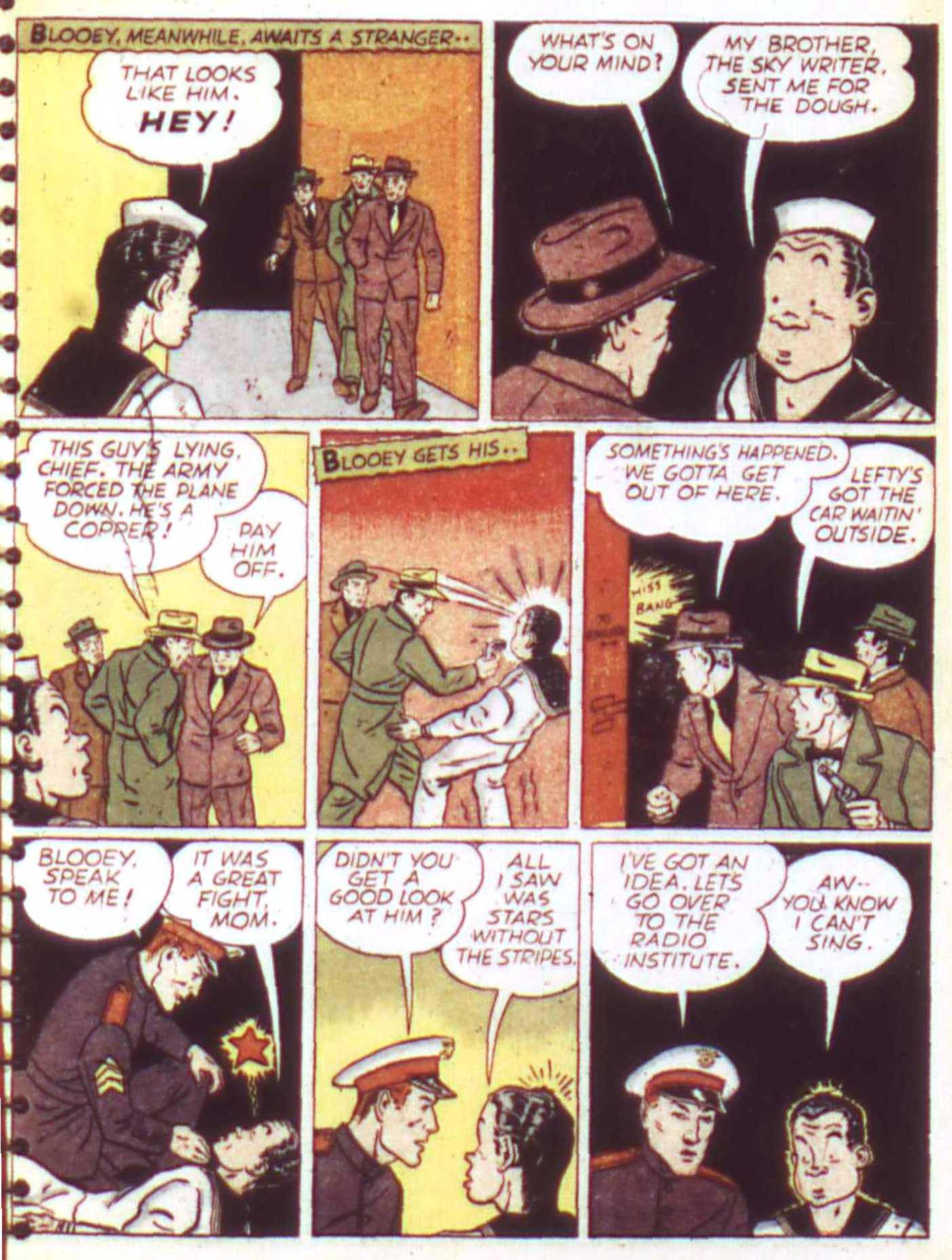 Read online All-American Comics (1939) comic -  Issue #17 - 61