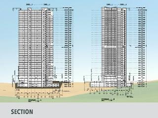 Floor plan evencio, floor plan evencio depok, floor plan apartemen
