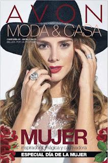 Catalogo Avon Moda y Casa Campaña 04 Febrero 2018