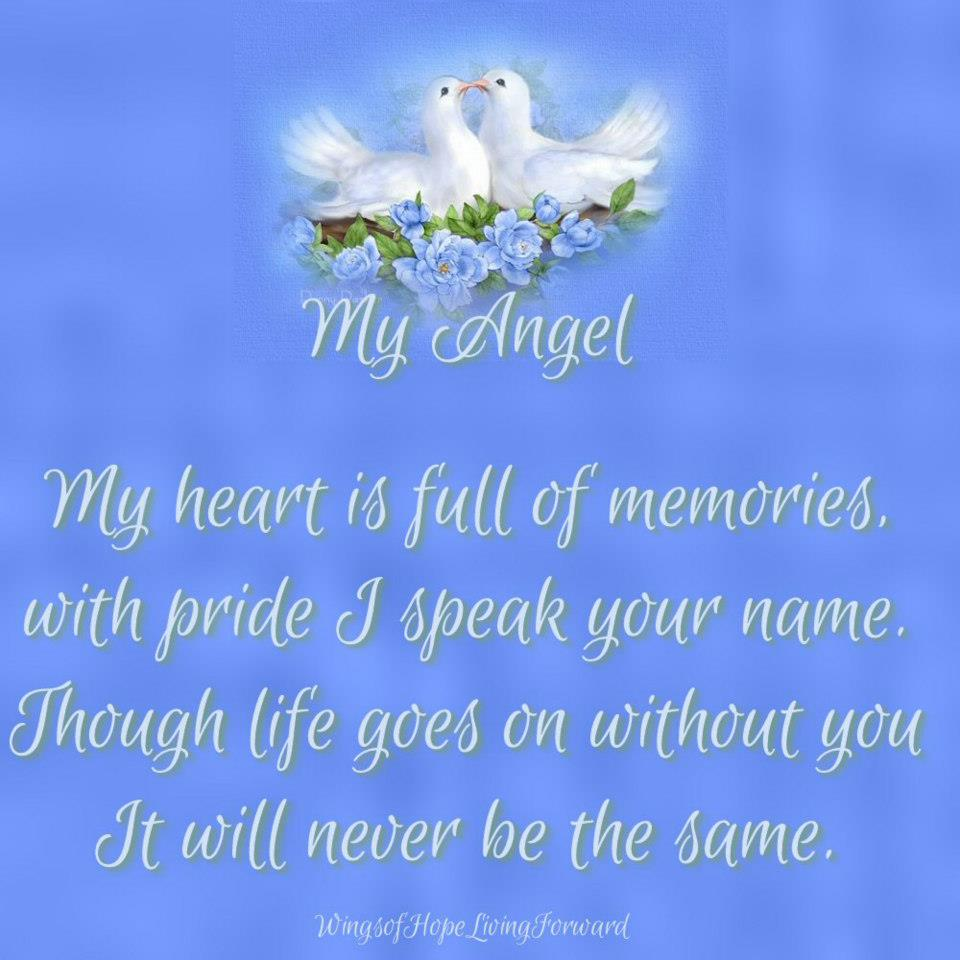Daveswordsofwisdom.com: My Angel
