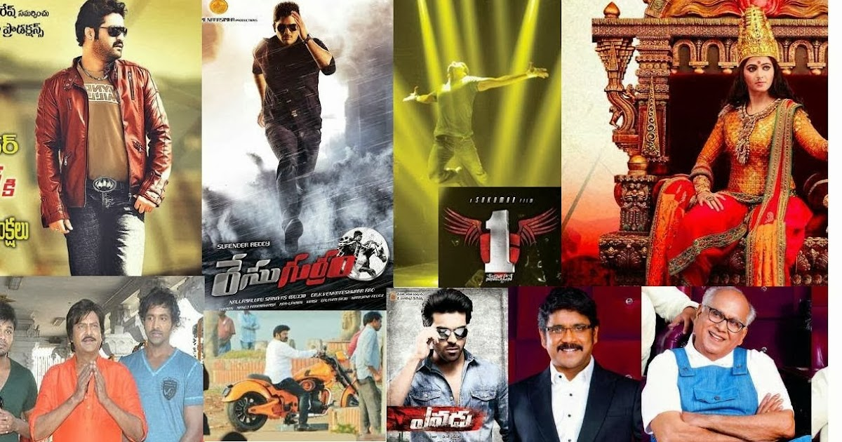 List of Telugu Movies of 2016 & Upcoming Release Dates ...