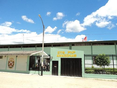 Escuela Técnico Superior PNP - ETS Amazonas