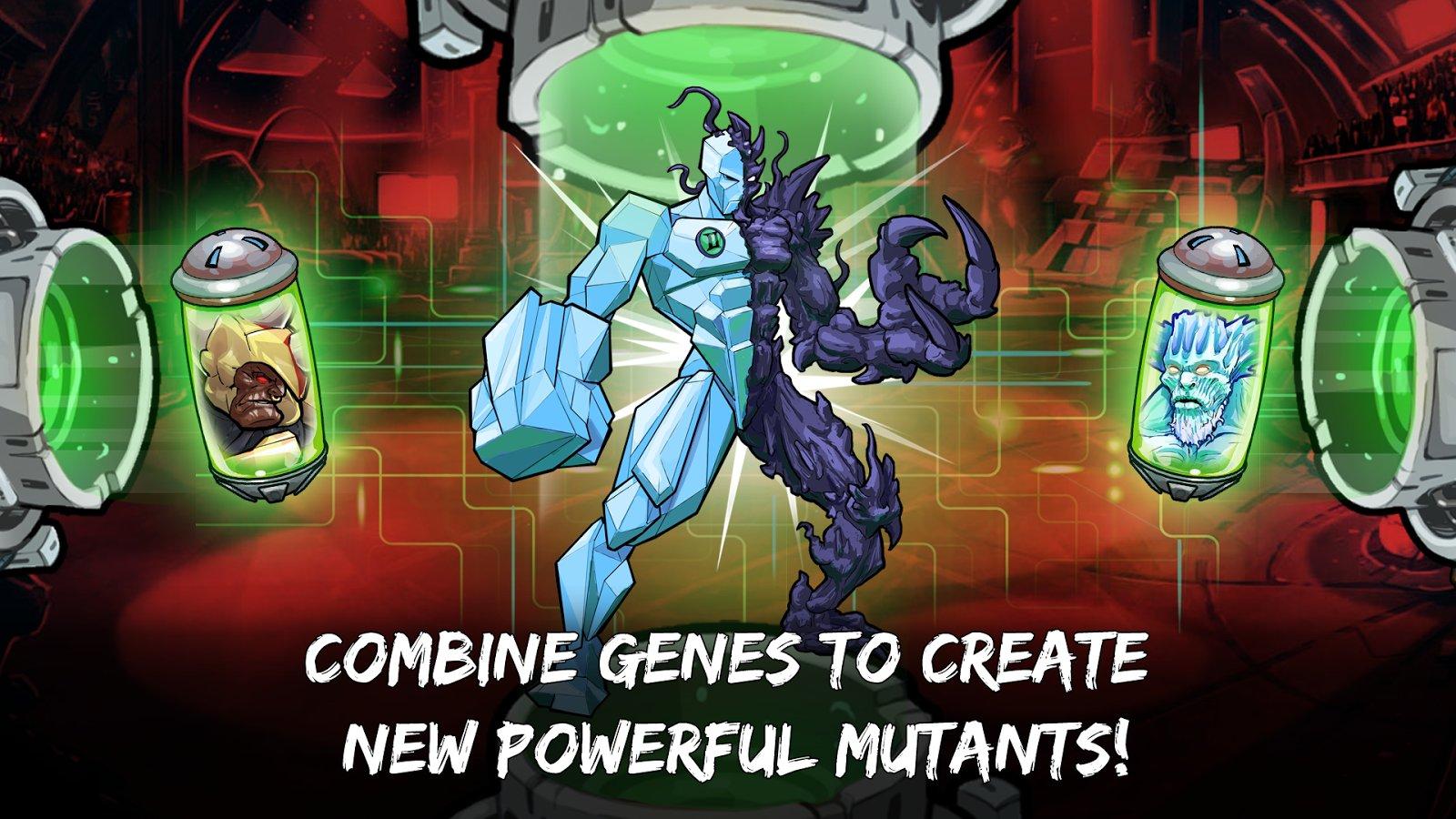Mutants Genetic Gladiators Hack Online Generator ...