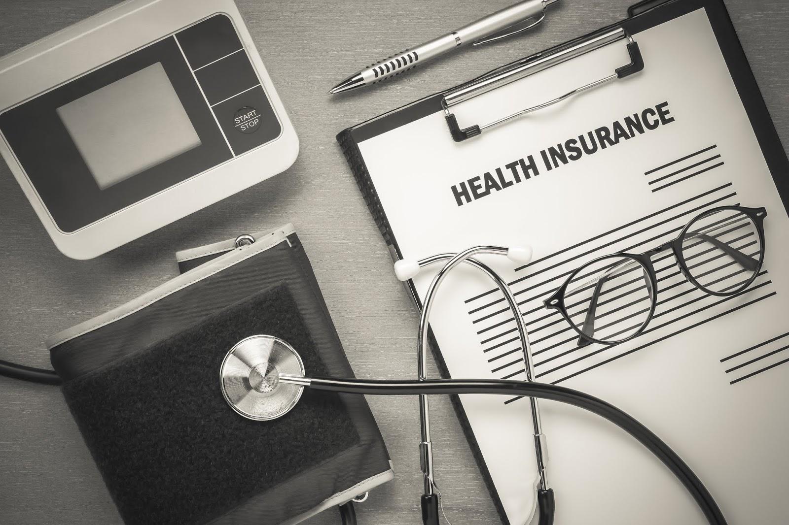 Auto Blog Health Insurance Matrix Worksheet