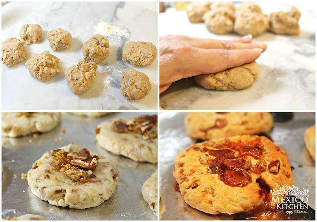 Chorreadas-cookies-from-nuevo-leon-piloncillo