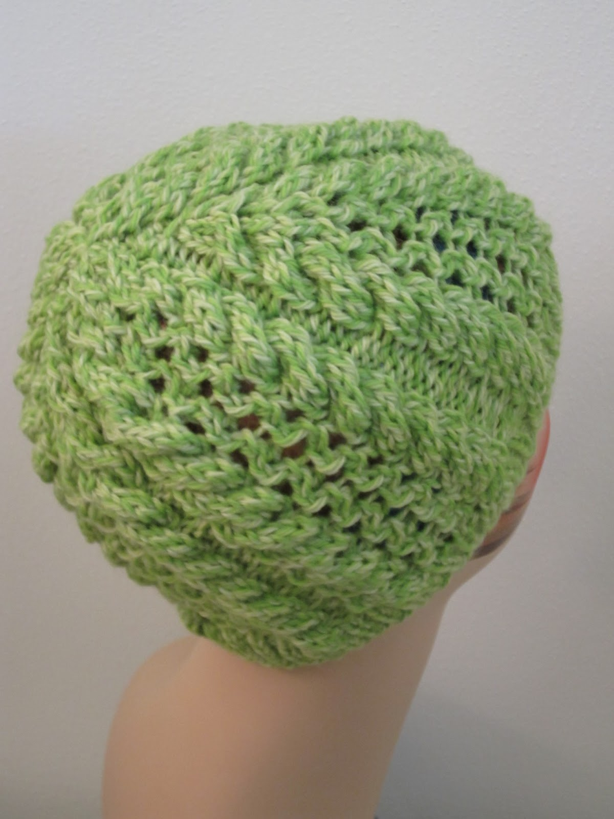 Balls To The Walls Knits Italian Wheat Hat