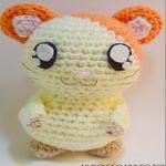 http://mipequenomundorosa.blogspot.mx/2015/07/hamtaro-crochet-patron-en-espanol-e.html