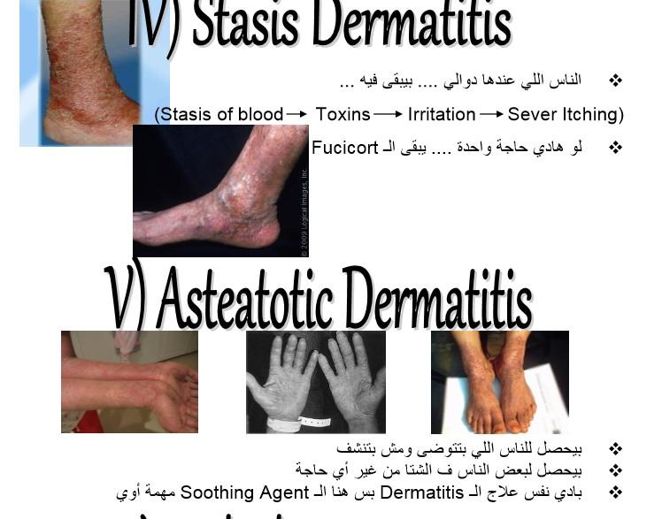 دليل الأمراض الجلدية المصور
