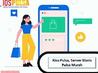 Kios Pulsa, Server Bisnis Pulsa Murah